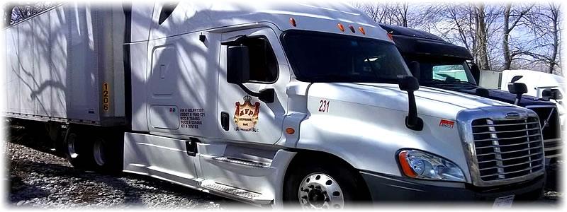 AVP Express Trucking - Akron OH 44685