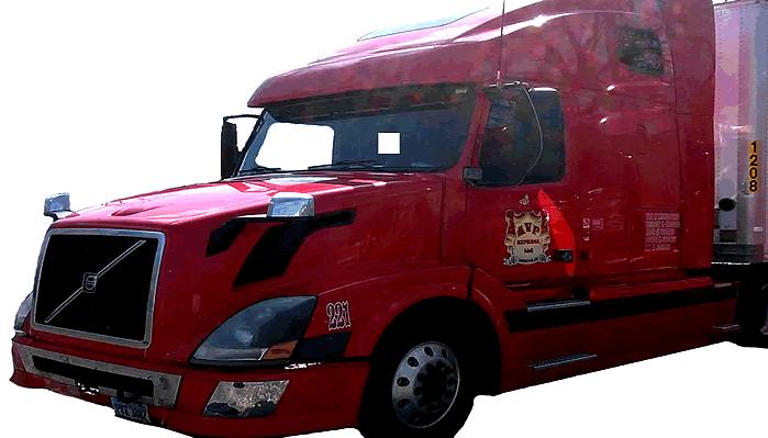 AVP Express Trucking - Air Ride Van Service